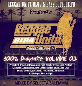 Reggae Unite Blog 100% Dubplates vol.2