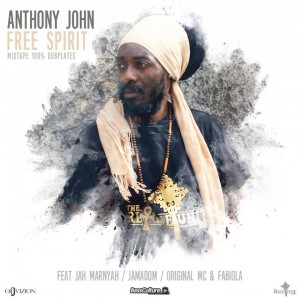 Anthony John - Free Spirit Mixtape