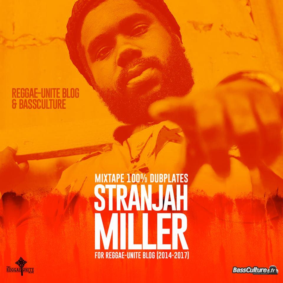 Stranjah Miller - Dubplates for Reggae-Unite Blog