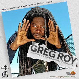 Greg Roy - 100% Dubplates for Reggae-Unite Blog