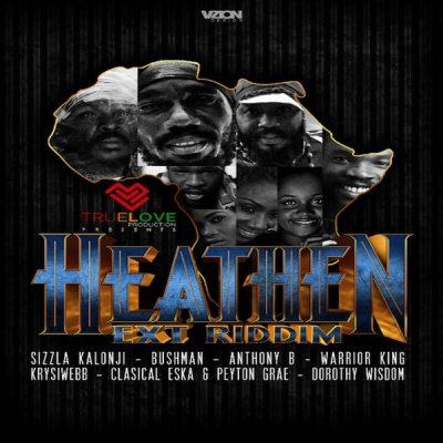 BC#189 « Hail The King » Special Heathen Riddim BassCulture