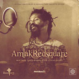 Amlak Redsquare - 100% Dubplates